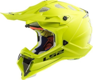LS2 MX470 SUBVERTER solid H-V yellow