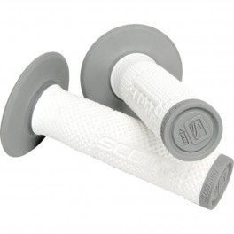 Grip SCOTT SX II white/grey