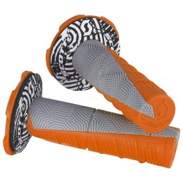 Grip SCOTT DUECE+DONUTS grey/orange