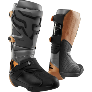 MX boty FOX Comp Boot Stone