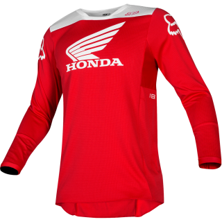 MX dres Fox 180 Honda Jersey red