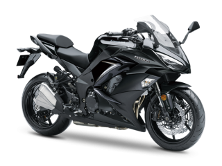Kawasaki Z1000SX MY2019 Metallic Spark Black/Metallic Matte Carbon Gray