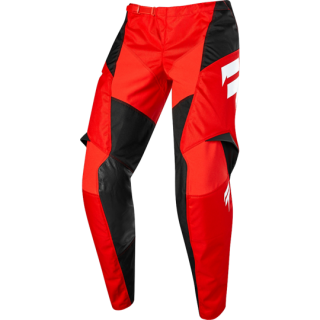 MX kalhoty Shift WHIT3 YORK PANT red