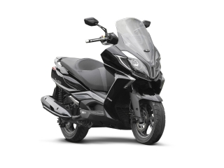 KYMCO NEW DOWNTOWN 350i black ABS