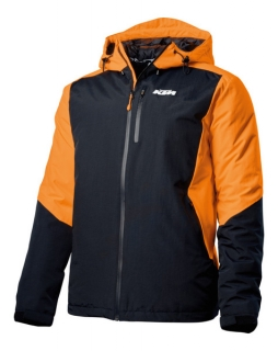 KTM Pánská bunda ORANGE JACKET 2019