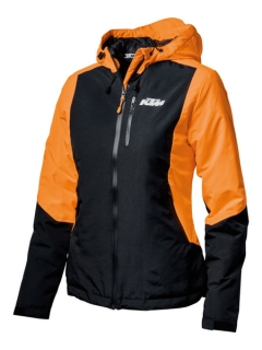 KTM Dámská bunda WOMAN ORANGE JACKET 2019