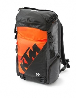 KTM batoh ORANGE BACKPACK