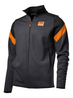 KTM Mikina MECHANIC ZIP SWEAT
