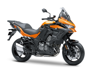 KAWASAKI VERSYS 1000 ABS MY19 Candy Steel Furnace Orange / Metallic Spark Black