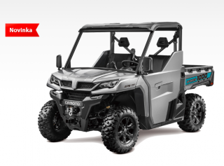 1.JOURNEYMAN Gladiator UTV1000 EPS šedá