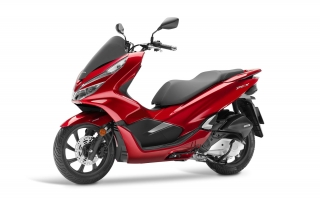 Honda PCX 125 ABS New Model 2020 červená