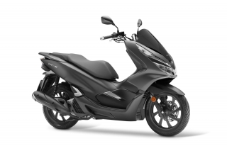 Honda PCX 125 ABS New Model 2020 šedá mat.