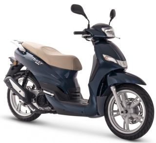 Peugeot Tweet 125 SBC 4T dark blue