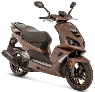Peugeot Speedfight 4 125i Standard Euro4 Satin chocolate