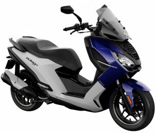 Peugeot PULSION 125I RS ABS - MIDNIGHT BLUE