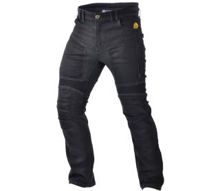3c237766c Pánské moto jeansy Trilobite 661 Parado TÜV CE mens jeans black level 2  long - prodloužené empty