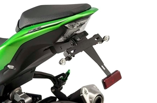 Puig držák SPZ Adjustable license support pro KAWASAKI  Z900 2017-