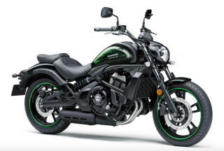 KAWASAKI VULCAN SE ABS MY20 Metallic Spark Black Green