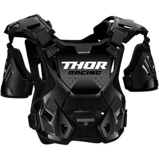 Chránič hrudi MX THOR GUARDIAN black/grey