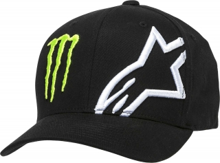 Kšiltovka MONSTER CORP HAT Alpinestars