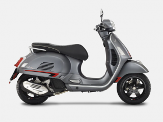 Vespa GTS Supersport 125 Grigio Titanio E5