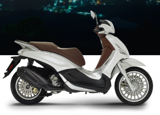 Piaggio Beverly 300 ABS ASR Bianco Iceberg