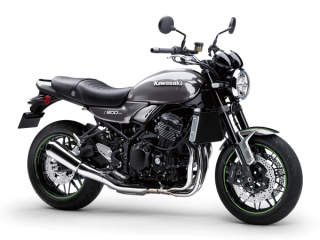 KAWASAKI Z900RS MY20 Metallic Graphite Gray