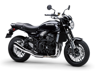 KAWASAKI Z900RS MY20 Metallic Diablo Black