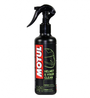 MOTUL MC CARE M1 Helmet & Visor clean