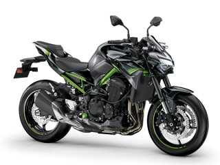 KAWASAKI Z900 MY20 Metallic Graphite Gray / Metallic Spark Black
