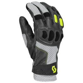 Rukavice na motorku Scott Sport ADV dark grey/lime