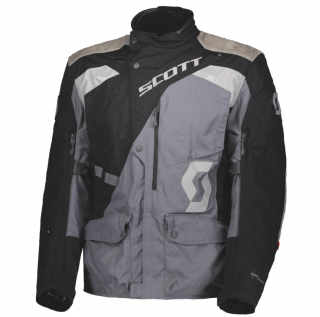 Bunda pánská SCOTT DUALRAID DRYO JACKET black/iron grey