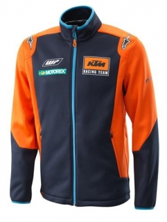KTM Pánská bunda REPLICA TEAM SOFTSHELL JACKET