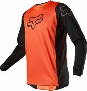 Pánský dres Fox 180 Prix Jersey Fluo Orange