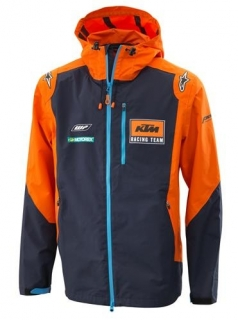 KTM Pánská bunda REPLICA TEAM HARDSHELL JACKET