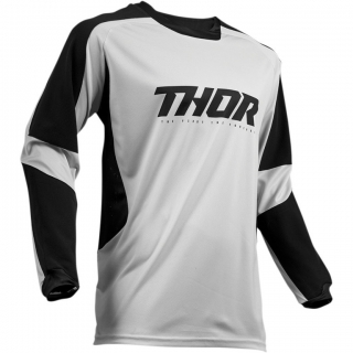Enduro dres THOR Terrain light gray