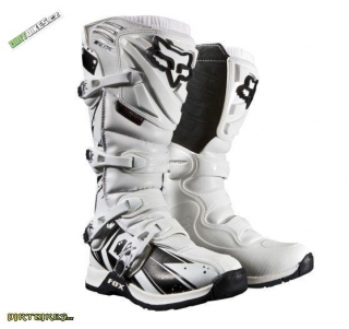 Fox Racing COMP 5 UNDERTOW WHITE empty c01ec314b5