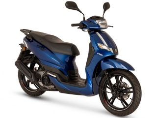 Peugeot Tweet 125i RS Electric Blue