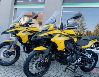 Benelli TRK 502X ADVENTURE Limited yellow 2020