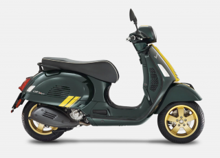 Vespa GTS Super RACING SIXTIES 125 E4