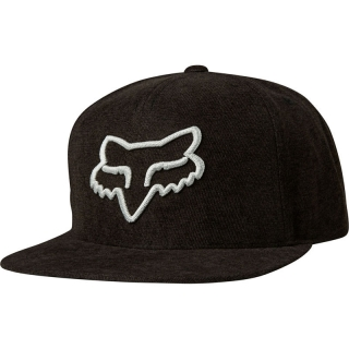 FOX kšiltovka Instill Snapback Hat black/grey