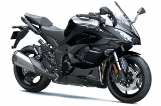 KAWASAKI Ninja 1000SX MY21 Metallic Carbon Gray / Metallic Diablo Black