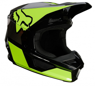 MX helma FOX V1 Revn Helmets MIPS Flo Yellow 2021