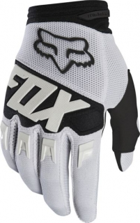 MX rukavice Fox Dirtpaw Glove white