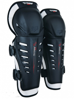 Chránič kolen Fox Titan Race Knee/Shin Guards CE OS