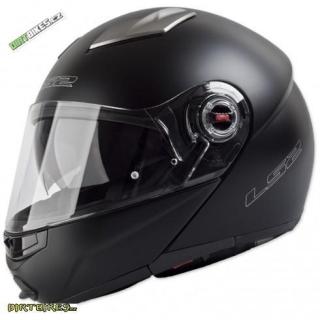 120b2933ecf LS2 FF370 EASY helma černá matná empty