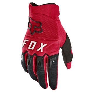 Pánské rukavice Fox Dirtpaw Glove Flame/Red