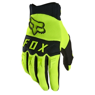 Pánské rukavice Fox Dirtpaw Glove Fluo/Yellow
