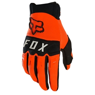Pánské rukavice Fox Dirtpaw Glove Fluo/Orange