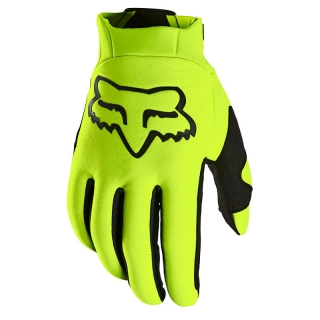 Pánské rukavice Fox Legion Thermo Glove Fluo Yelow